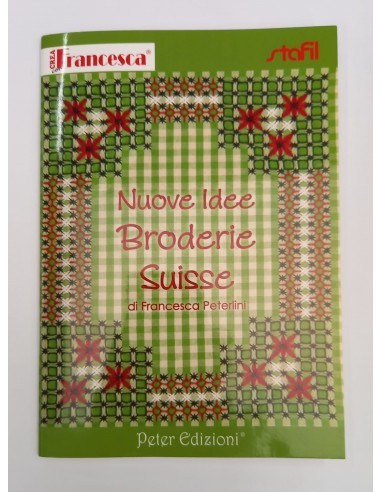 """LIBRETTO """"NUOVE IDEE BRODERIE SUISSE"""""""